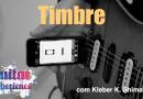 Afinando o Timbre – Tone Print
