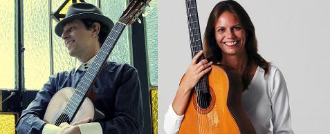 07/11 – Maria Haro e Luis Carlos Barbier (Secs Consolação)