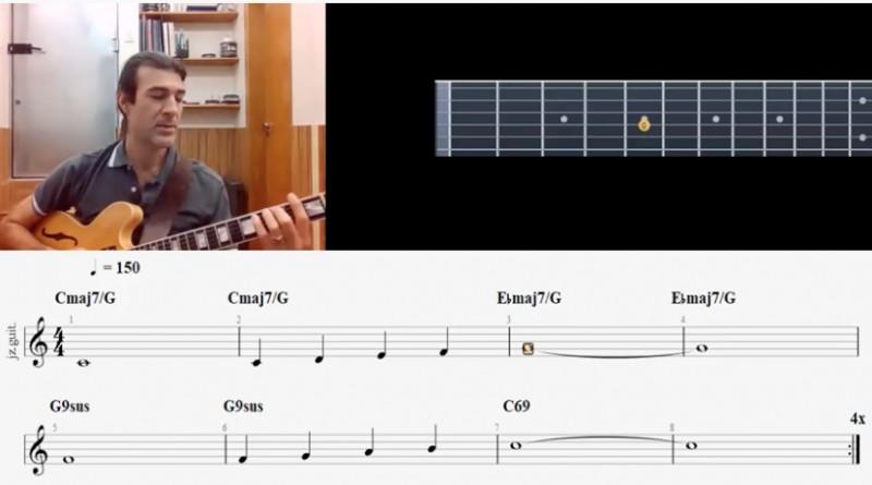 Leitura à Primera Vista para Guitarristas e Violonistas #1 (Por Felipe Guerzoni)