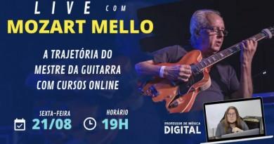 Live Rafael Nery e Mozart Mello (21/08)