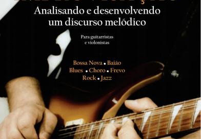 Marcos Godoy lança seu livro Improvisação