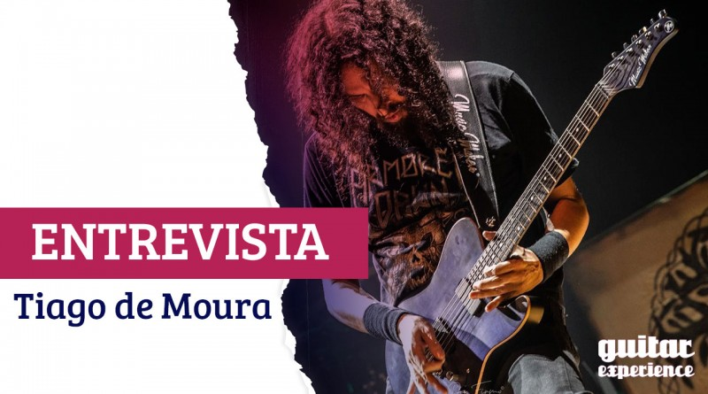 Entrevista Tiago de Moura (Por Gabriel Maltez)