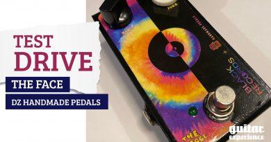 Test Drive – Fuzz The Face da DZ Handmade Pedals (Por Gustavo Pereira)